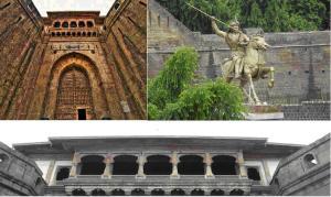 Shaniwarwada - Residence of Peshwa Bajirao 1