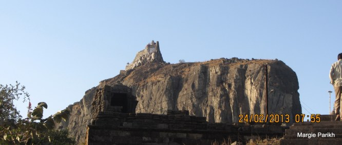 Pavagadh, the abode of Goddess Kali