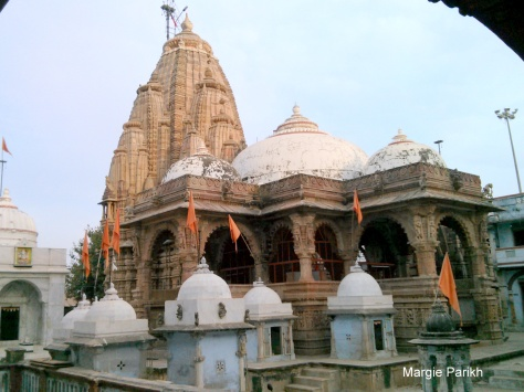 Hatkeshwar Temple: Vadnagar, Gujarat