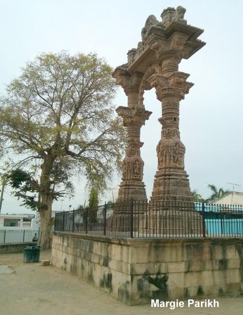 Kirti Toran at Vadnagar, Gujarat