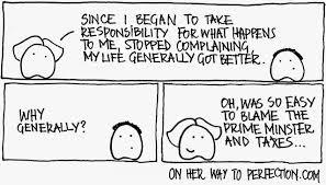 Bubble between responsibilities