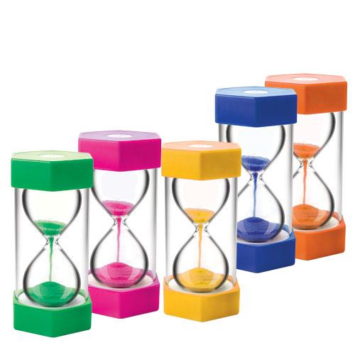 set of 3 colorful sand timer sandglass hourglass sand clock timer