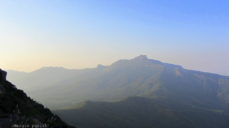Early morning at Girnar