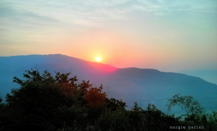Sunrise at Lavasa (c) margie parikh