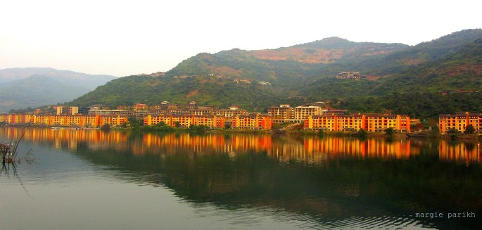 Why this color? Just wondering at Lavasa (c) margie parikh