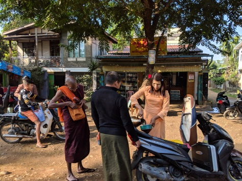 A day in the life at Myanmar